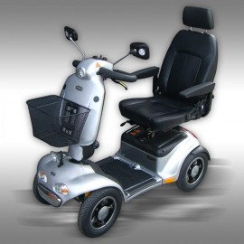 SCOOTER ELECTRIQUE 889SLBF ARGENT