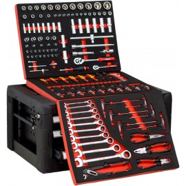 CAISSE A OUTILS BLACK RED EDITION